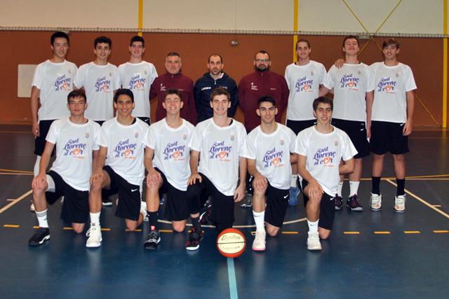 Seleccions Illes Balears de bàsquet-Cadet Masculí (2)