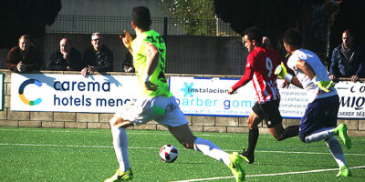 Futbol 3ª CE Mercadal-Ibiza 18-19