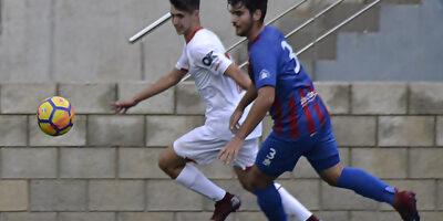 Futbol LNJ 18-19 Menorca- AtRafal AURI