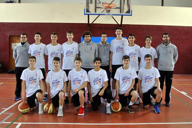 Seleccions Illes Balears de bàsquet-Infantil Masculí (2)