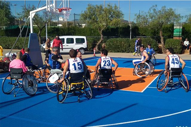Jornada Esport Adaptat- Illes Balears