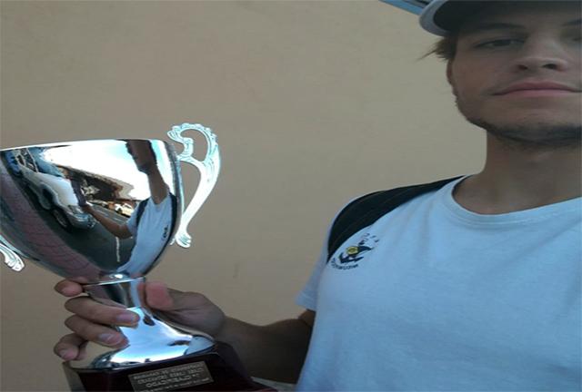 Pere Ponsetí - Campeonato de Canarias de Láser Standard