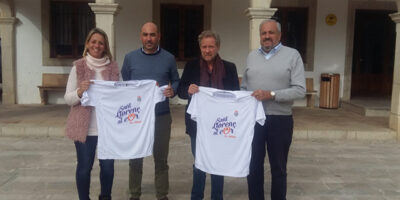 Presentació camiseta Sant Llorenç
