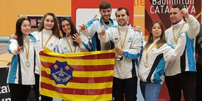 Badminton_Liga_Catalana(campeones)2018-2019