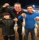 Borja Sub guanya sa primera jornada des Campionat de Pesca de Calamars 2019