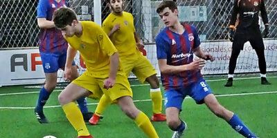 Futbol LNJ 18-19 Menorca-La Salle