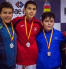 Lucas Tobajas sub-campió de sa Lliga Nacional de karate