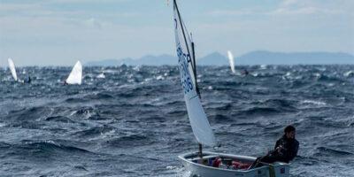 Trofeu Sant Antoni 2019 de vela lleugera