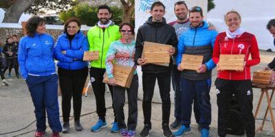 podium absolut-Cross challenge menorca-Final SUBAIDA