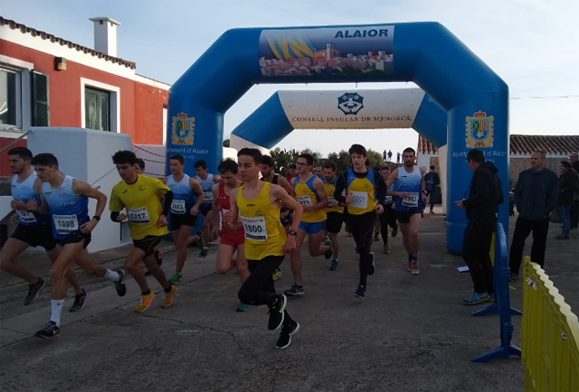 sortida absoluts-Cross challenge menorca-Final SUBAIDA