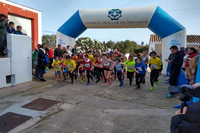 sortida escolars-Cross challenge menorca-Final SUBAIDA