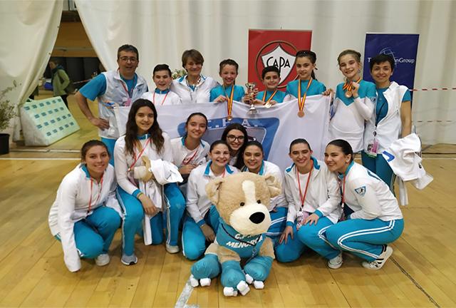 Club Patinatge Menorca-Torneo Internacional de La Latina