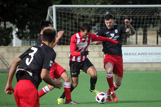 Futbol 3ª Mercadal-Santanyí 18-19_