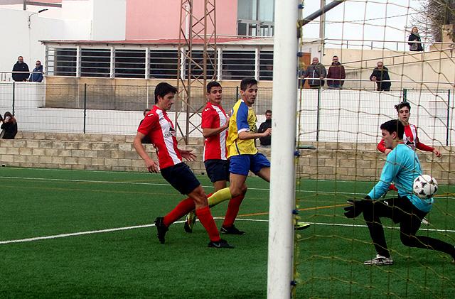 Futbol LNJ 18-19 AtVillacarlos-Manacor