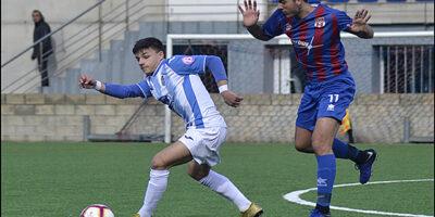 Futbol LNJ 18-19 Menorca- AtBaleares-AURI