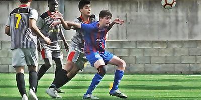 Futbol LNJ 18-19 Menorca- Ciutat de Palma