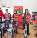 La sala multifuncional acoge una nueva edición de la FitnessExperience con cinco actividades