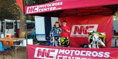 Urick Pons-Aaron López Liga Catalana de motocross