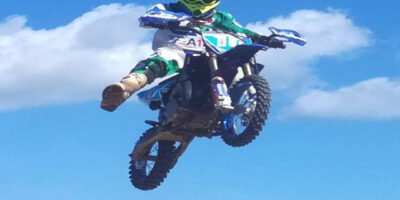 Aaron López-2ª prueba Lliga Catalana Motocross