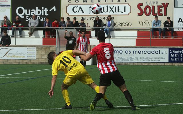 Futbol 3ª CE Mercadal-Llosetense