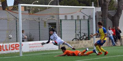 Futbol LNJ 18-19 AtVillacarlos- Platges Calvià