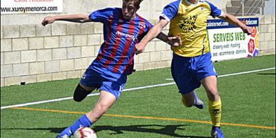 Futbol LNJ 18-19 CD Menorca- AtVillacarlos