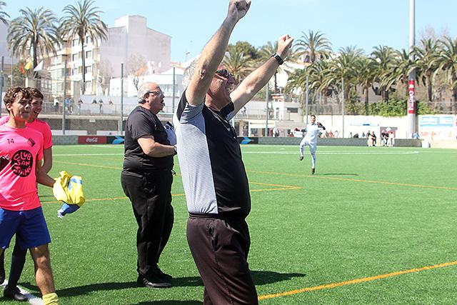 Futbol LNJ 18-19 CD Menorca- AtVillacarlos_