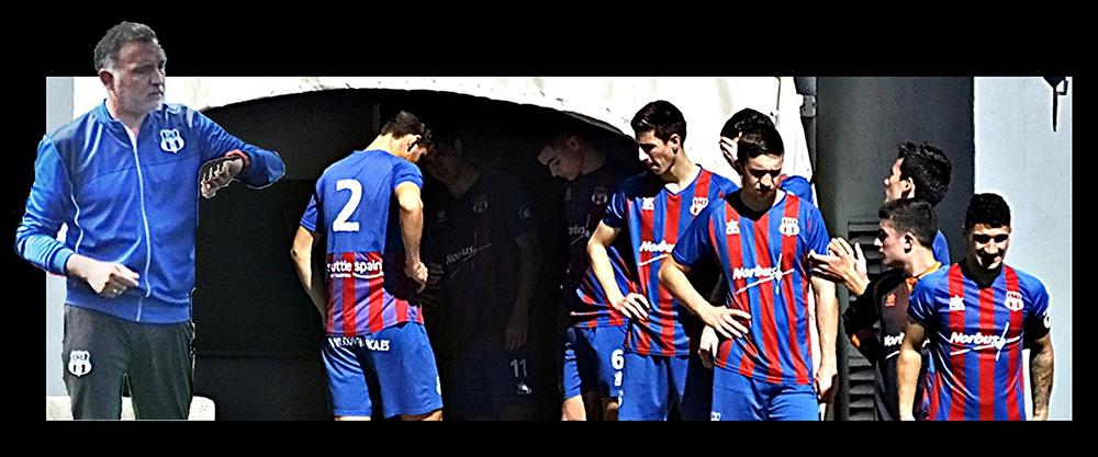 Futbol LNJ 18-19 Menorca- Ibiza