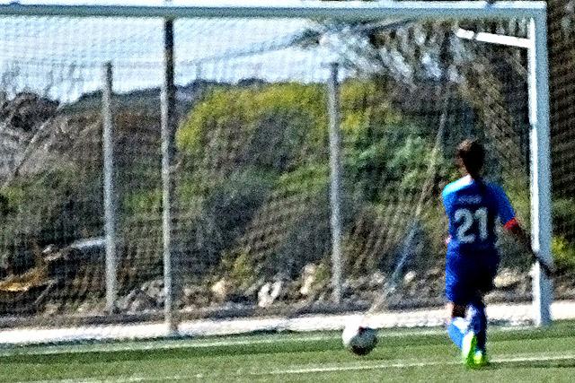 Sporting Mahon fem-Gol JessHidalgo