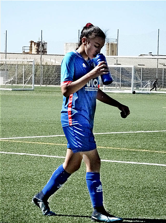 Sporting Mahon fem-Sayo 18 19