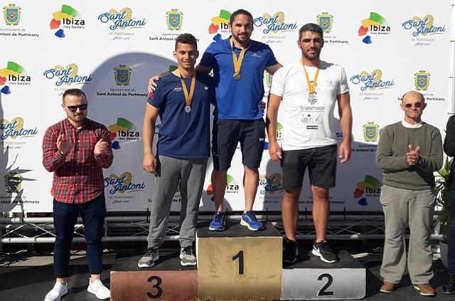 Vinca Escandell primero en 5000 m del Campeonato Balear en Ibiza