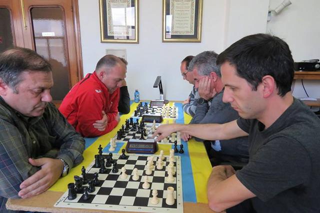 63ava Concentración menorquina de ajedrez