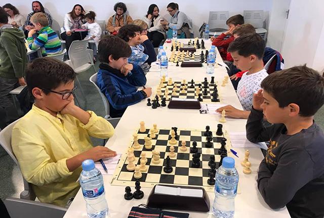 Campionat Escolar de Menorca Escacs