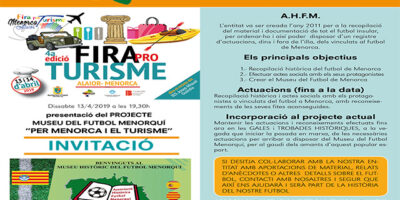Cartell AHFM-Fira Pro Turisme