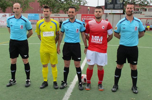 Futbol 3ª Son Cladera-Mercadal_FB 18-19