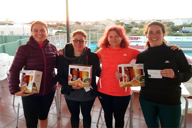 III PRUEBA CLUB TENIS CIUTADELLA -nivel 4 femenino
