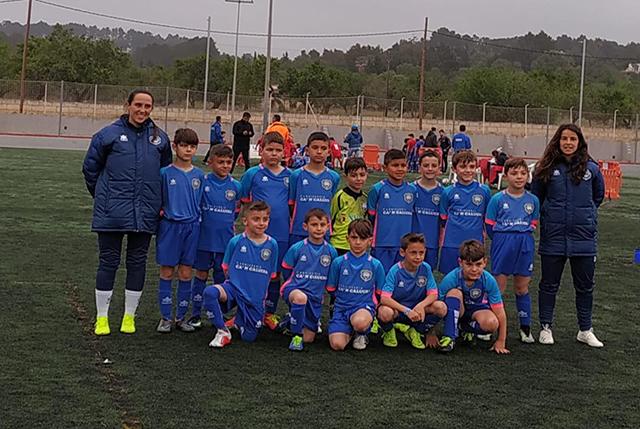 Sporting Sub9-Copa Mallorca