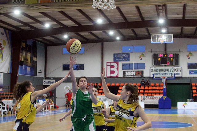 Torneig Basquet Base Jovent-Semis