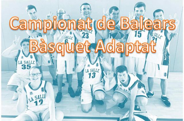Campionat Bàsquet Adaptat