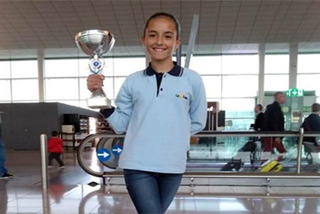 Carlota Gomila-Trofeo Vila de Sentmenat de patinaje