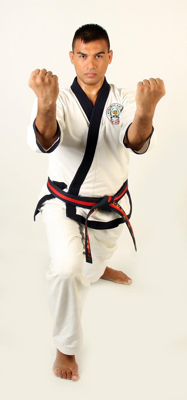 Diego Salinas-Soo Bahk Do Moo Duk Kwan