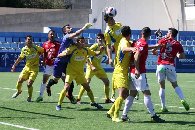 Futbol 3ª Ibiza-Mercadal 18-19