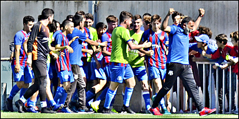 Futbol LNJ 18-19 Menorca- Ferriolense