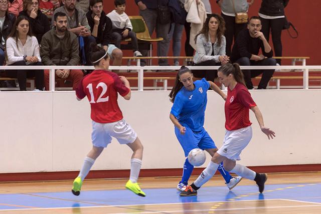 Futbol Sala fem At Mercadal-Almàssera
