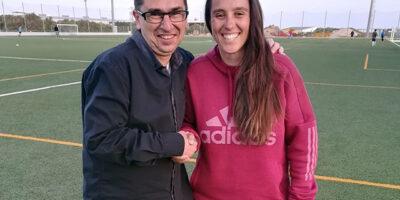 Irene Olives renueva por el Sporting de Mahón