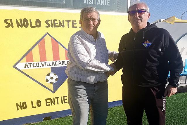 Lluís Vidal renova per AtVillacarlos