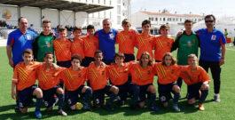 Nova convocatòria per sa selecció menorquina Infantil es 25 de Maig a Ciutadella