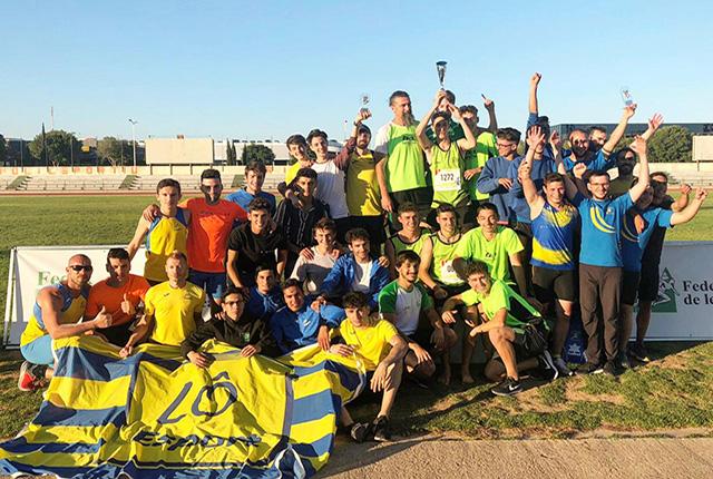 Alaior Esport-Subcampeón Balear absolut de clubs
