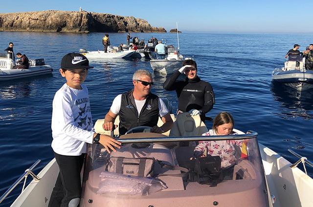 Campionat de Menorca de Pesca Submarina