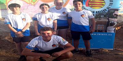 Tir amb Arc-Clasificados Campeonato de España